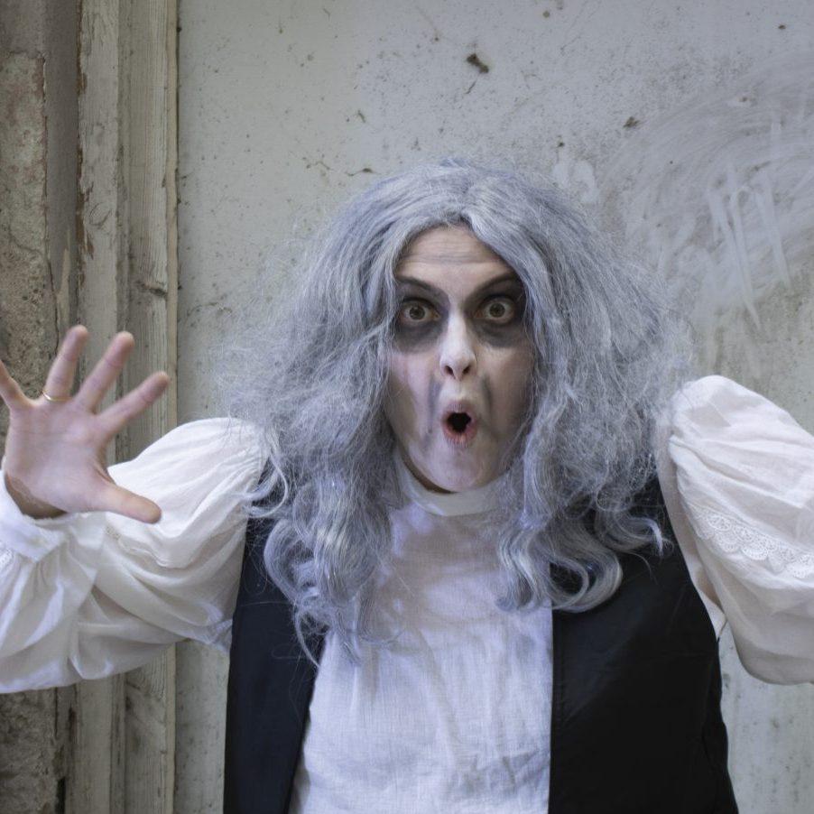 Chiara Nassauer-Boitsos - Das Gespenst von Canterville - Bauhoftheater Braunau
